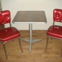 Antique Furniture , 8 Gorgeous 50s Dining Table In Furniture Category