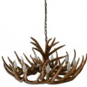 Antler Chandelier , 7 Superb White Antler Chandelier In Lightning Category