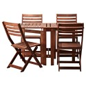 Appealing Ikea Dining Sets , 4 Unique Ikea Folding Dining Table In Furniture Category