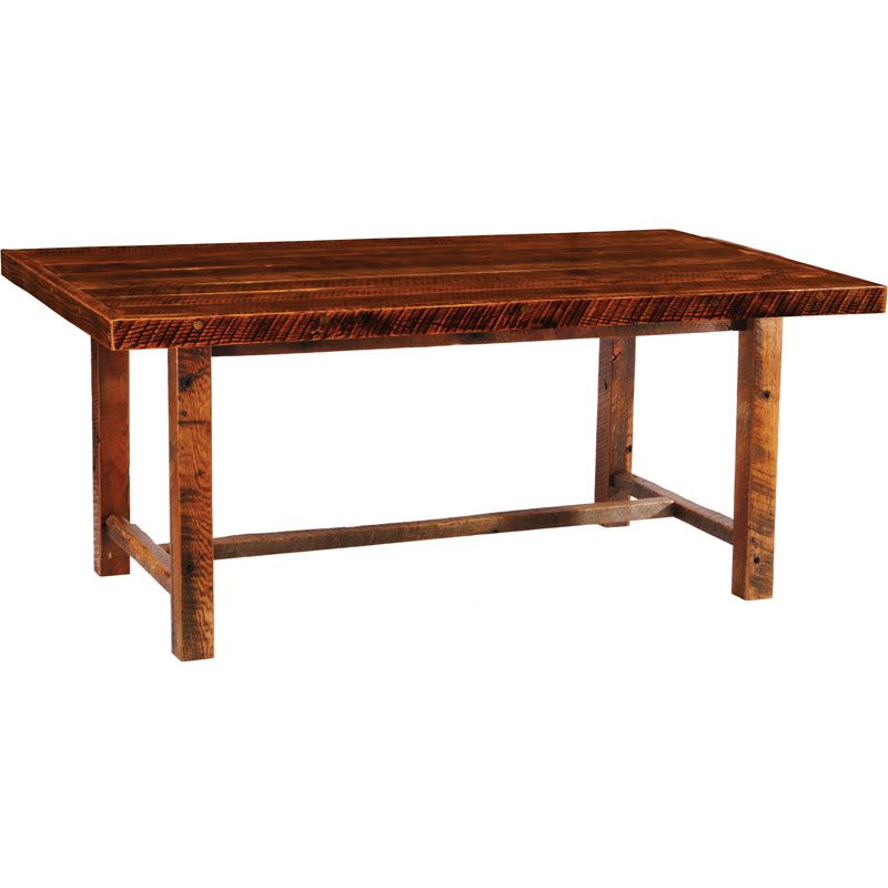 800x800px 7 Stunning Barnwood Dining Table Picture in Furniture