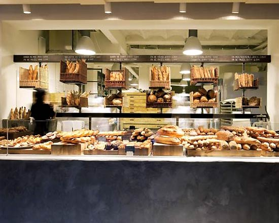 550x440px 7 Outstanding Bakery Interior Design Ideas Picture in Others