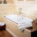 Barrymore Soaking Tub , 7 Unique Soaker Tub In Bathroom Category
