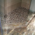 Bathroom pebble tile design , 8 Best Pebble Tile Shower Floor In Bathroom Category