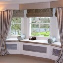 Bay Window Valances , 6 Stunning Valances For Bay Windows In Interior Design Category