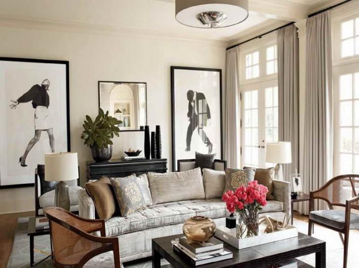 Living Room , 7 Stunning Nate BerkusInterior Design Ideas : Berkus Living Rooms