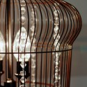 Birdcage hanging light fixture , 7 Stunning Birdcage Light Fixture In Lightning Category