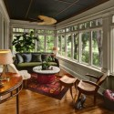 Bright Sunrooms Designs , 7 Charming Interior Design Ideas For Sunrooms In Living Room Category