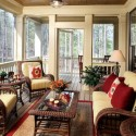 Bringing the indoors , 7 Excellent Screened Porch Furniture In Living Room Category