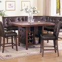 Britney Counter Height Dining Se , 7 Best Cheap Counter Height Dining TableSets In Dining Room Category