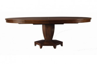 696x499px 7 Stunning Barbara Barry Dining Table Picture in Furniture
