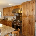 Cabinets eclectic kitchen , 8 Outstanding Knotty Alder Kitchen Cabinets In Kitchen Category