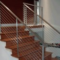 Cable Railing , 7 Good Cable Stair Railing In Interior Design Category