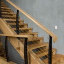 Cable Railings , 8 Amazing Modern Stair Railings In Others Category