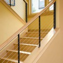 Cable stair railings , 7 Good Cable Stair Railing In Interior Design Category