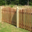 Cedar Arched Picket Fence , 7 Awesome Cedar Fence Pickets In Others Category