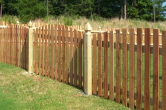 560x360px 7 Awesome Cedar Fence Pickets Picture in Others
