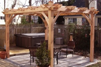 650x650px 6 Best Pergola Kits Picture in Others