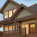 Cedar Shakes , 7 Unique Cedar Shake Siding In Homes Category