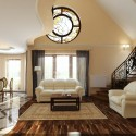 Circular Decoration Classic , 5 Unique Elegant Interior Design Ideas In Interior Design Category
