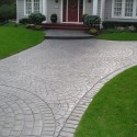 Concrete Driveways , 7 Awesome Stamped Concrete Driveways In Others Category