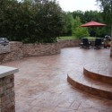 Construction Company , 7 Best Stamped Concrete Patios In Others Category