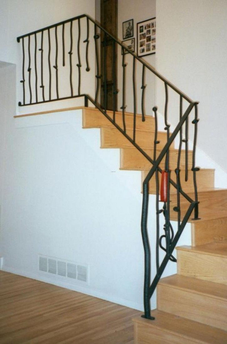 Others , 7 Outstanding Modern Stair Railing : Contemporary Stair Railing