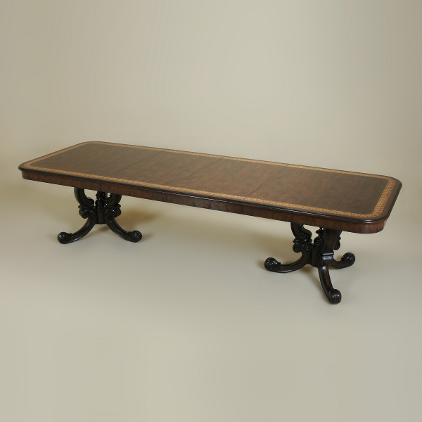 Furniture , 8 Excellent Maitland Smith Dining Tables : Cordoba Finished Dining Table