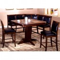Corner Booth Counter Height Dining Set , 7 Nice Corner Booth Dining Table In Dining Room Category
