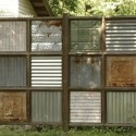 Corrugated Metal DIY , 7 Unique Corrugated Metal Fence In Others Category