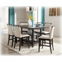 Counter Height Dining Set , 7 Perfect Trishelle Counter Height Dining Table In Dining Room Category