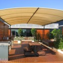 Custom Designed Shade Structures , 7 Gorgeous Patio Shade Structures In Homes Category