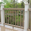 Custom Stone Columns , 8 Stunning Porch Railing Designs In Homes Category