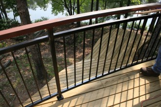 1402x934px 8 Stunning Porch Railing Designs Picture in Homes