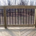 Deck Railings , 6 Gorgeous Porch Railing Ideas In Homes Category