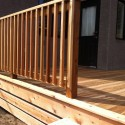 Decking Designs , 8 Stunning Porch Railing Designs In Homes Category