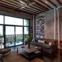 Design Ideas in Industrial Style , 8 Charming Urban Interior Design Ideas In Living Room Category