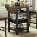 Dining Furniture , 7 Unique Counter Height Dining Table With Leaf In Dining Room Category