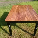 Dining Furniture , 7 Stunning Zebra Wood Dining Table In Furniture Category