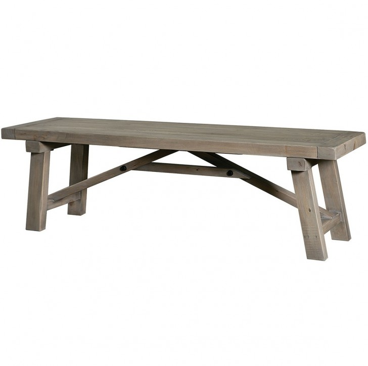 Furniture , 7 Best Rated Farmhouse Dining Table With Bench : Dining Room Farmhouse