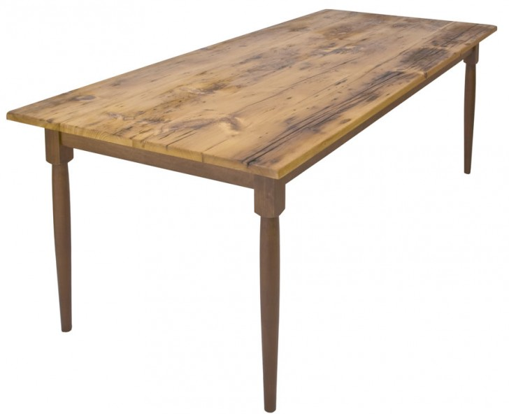 Furniture , 7 Lovely Reclaimed Barnwood Dining Table : Dining Room Furniture