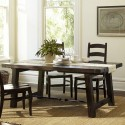 Dining Room Table Centerpieces , 6 Gorgeous Benchwright Extending Dining Table In Dining Room Category