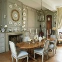 Dining Room Table Style Centerpiece , 8 Stunning French Provincial Dining Table And Chairs In Dining Room Category