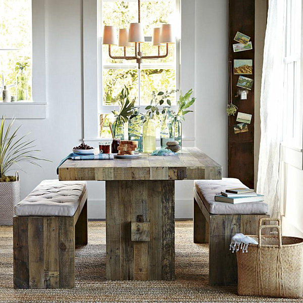 600x600px 4 Top Dining Table Centerpieces Ideas Picture in Dining Room