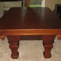 Dining Table Conversion Top , 7 Superb Pool Table Dining Conversion Top In Furniture Category