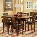 Dining Table with Butterfly Leaf , 7 Unique Counter Height Dining Table With Leaf In Dining Room Category