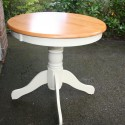 Dining Table , 7 Good White Round Pedestal Dining Table In Furniture Category