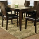 Dining Table , 7 Fabulous Cracked Glass DiningTable In Dining Room Category