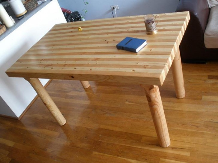 Furniture , 5 Stunning Butcher Block Dining Table From Ikea : Dining Table