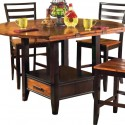 Dining Tables , 7 Unique Counter Height Dining Table With Leaf In Dining Room Category