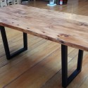DiningTable , 7 Awesome Reclaimed Wood Dining Table San Francisco In Furniture Category